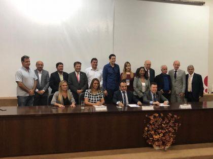AMAB realiza reunião com lideres do Entorno sobre criação da Região Metropolitana