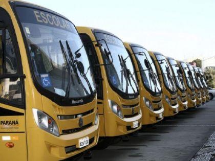 Notícia de Goiás – Municípios do Entorno receberão mais ônibus para ajudar no transporte escolar