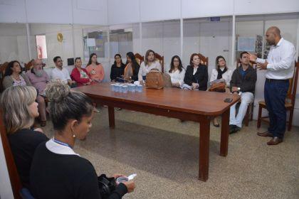 Secretário Eduardo Rangel se reúne com representantes dos Hospitais de Brasília para promover atendimento das gestantes de alto risco de Águas Lindas