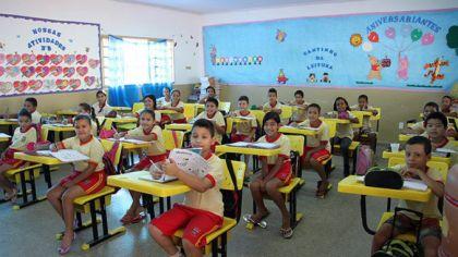 Educação Pública de Águas Lindas é destaque no Estado de Goiás