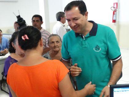 Notícias de Águas Lindas - Nossa gestão faz o possível para oferecer as melhores condições de vida aos moradores, diz Hildo do Candango