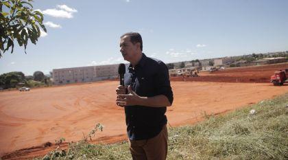 Notícia de Águas Lindas e Entorno – Águas Lindas de Goiás foi escolhida para receber hospital de campanha contra coronavírus