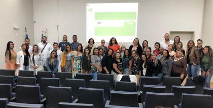 Notícia de Águas Lindas – Servidores da Secretaria Municipal de Saúde de Águas Lindas participam de curso no HUB