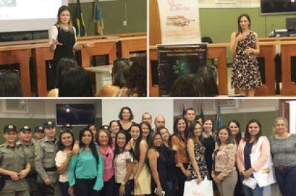 Notícias de Águas Lindas – Ministério Público promove encontro da rede de enfrentamento à violência contra mulheres