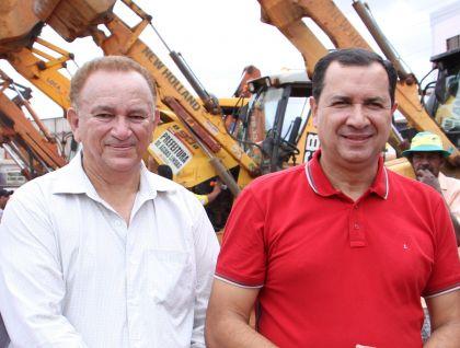 Sintonia entre prefeito e vice-prefeito traz governabilidade e ações conjuntas em benefício da população