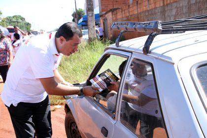 Notícia de Águas Lindas – Prefeitura de Águas Lindas inicia combate ao mosquito da dengue no município