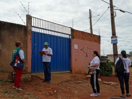 Notícias de Águas Lindas - Plano de Contingência reduziu os casos de dengue em Águas Lindas de Goiás