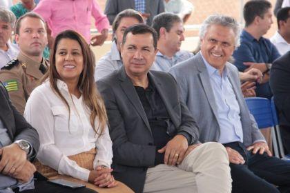 Hildo do Candango vai se reunir na próxima semana com Governador Caiado para tratar sobre a reestruturação do Entorno do Distrito Federal