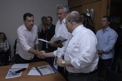 Notícia de Águas Lindas – Prefeito Hildo do Candango busca melhorias para o transporte público de Águas Lindas