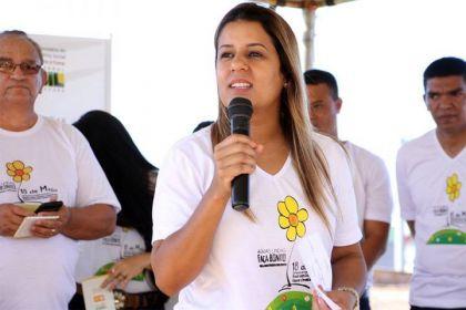Aleandra Sousa, uma mulher atuante e determinada
