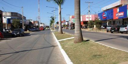 Construção de estacionamentos traz melhorias à cidade de Águas Lindas de Goiás