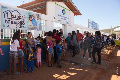 Notícias de Novo Gama - Prefeitura de Novo Gama cria projeto para levar serviços públicos de forma gratuita à população