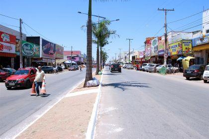 Prefeito de Águas Lindas em breve entregará à população os trabalhos de implementação de infraestrutura nos bairros Jardim Brasília I e II