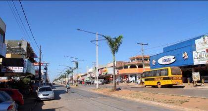 Notícia de Águas Lindas – Prefeito Hildo do Candango promove o desenvolvimento econômico de Águas Lindas de Goiás