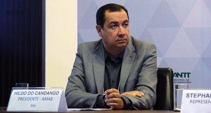 Notícia do Entorno – Presidente da AMAB, Hildo do Candango luta para diminuir desigualdade social no Entorno de Brasília