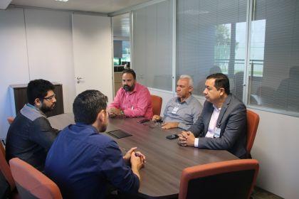 Hildo do Candango se reúne com ANTT em busca de soluções contra o aumento das passagens de ônibus