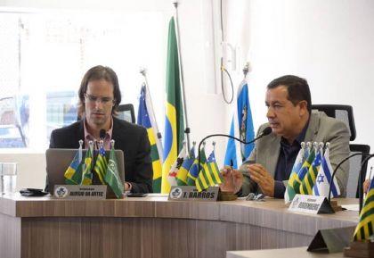 Preservação ambiental: Hildo do Candango participa de seminário sobre área de preservação do Rio Descoberto