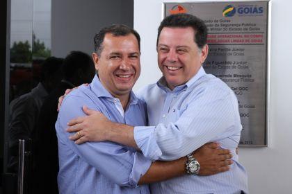 Notícias de Águas Lindas - Hildo do Candango diz que governador Marconi Perillo valorizou a cultura goiana
