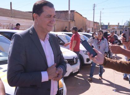 Hildo do Candango busca eficiência na gestão dos recursos públicos