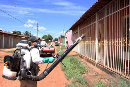 Notícia de Águas Lindas – Unidos no combate ao mosquito da dengue