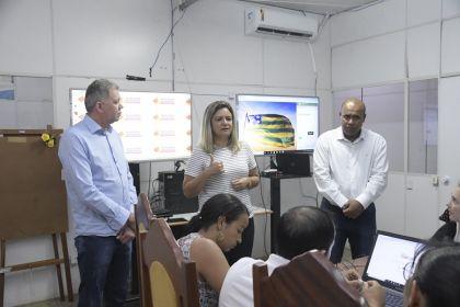 Notícia de Águas Lindas – Sistema SERVIR é implementado em Águas Lindas de Goiás