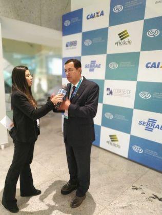 Notícia do Entorno – Presidente da AMAB, Hildo do Candango participa do Fórum sobre Cidades Inteligentes