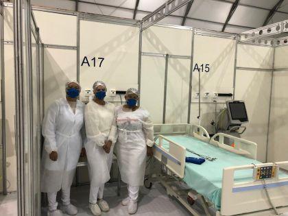 Notícia de Águas Lindas e Entorno – Hospital de Campanha de Águas Lindas será inaugurado nesta sexta-feira