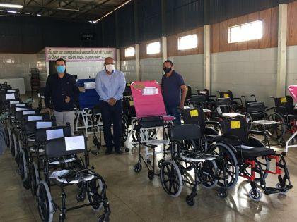 Notícia de Águas Lindas – Movimento Pró-Acessibilidade entregará equipamentos para as pessoas com deficiência de Águas Lindas