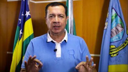Notícia de Águas Lindas – Prefeito Hildo do Candango usa redes sociais para instruir a população sobre os riscos do novo coronavírus