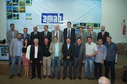 Presidente da Amab, Hildo do Candango, comemora a inclusão de 12 municípios na Região Integrada