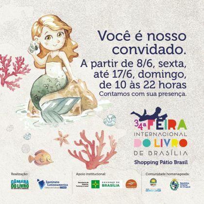Notícias de Águas Lindas – Academia Águas Lindense de Letras participa da Feira Internacional do Livro de Brasília