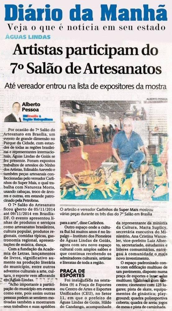 Noticias de Águas Lindas de Goiás Entorno de Brasília.