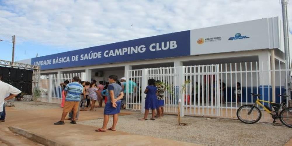 UBS camping Club Águas Lindas